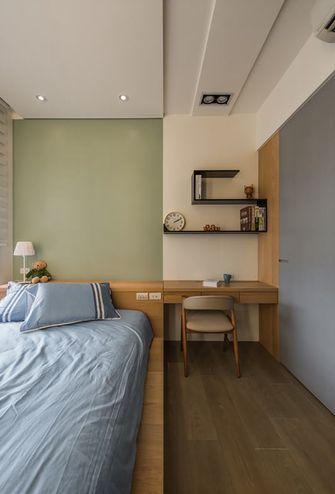140平米四室两厅日式风格卧室图片