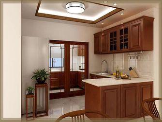 130平米四中式风格厨房装修图片大全