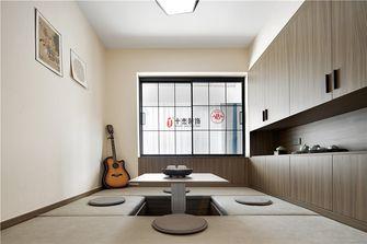 130平米四室两厅现代简约风格储藏室装修图片大全
