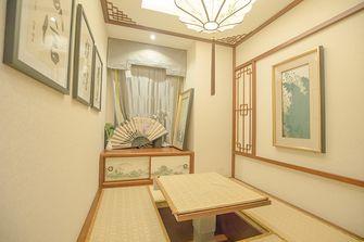 90平米三室两厅中式风格储藏室图片大全