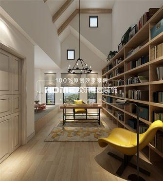 140平米别墅北欧风格书房装修案例