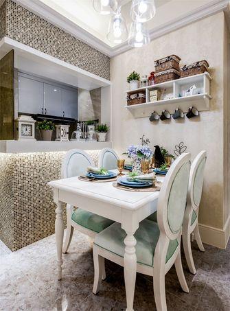 70平米公寓地中海风格厨房欣赏图