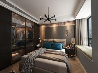 60平米一居室现代简约风格卧室装修效果图
