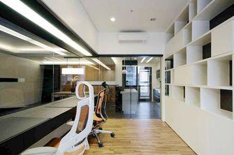 90平米公寓宜家风格书房设计图