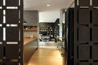 130平米四室两厅东南亚风格厨房图片