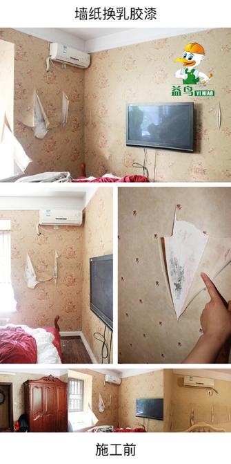 30平米超小户型宜家风格卧室效果图