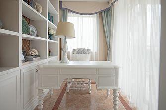 60平米复式地中海风格书房装修图片大全