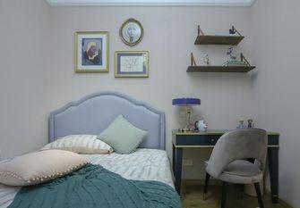 120平米混搭风格卧室设计图