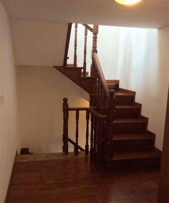 15-20万140平米复式中式风格楼梯装修效果图