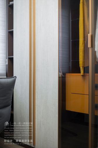 140平米四室四厅现代简约风格衣帽间图片大全