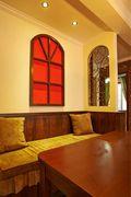 豪华型140平米三室两厅新古典风格阳光房效果图