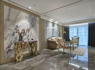 140平米一室一厅现代简约风格客厅欣赏图