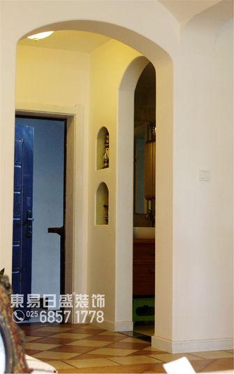 120平米三室两厅地中海风格玄关装修案例