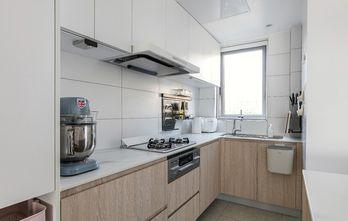 110平米三日式风格厨房装修图片大全