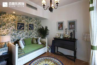 豪华型140平米别墅田园风格阁楼图