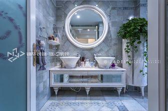 140平米别墅新古典风格卫生间图片