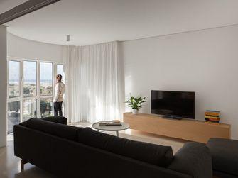 120平米三日式风格客厅图