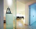 5-10万120平米现代简约风格楼梯设计图