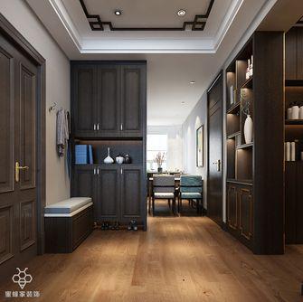 80平米一室一厅中式风格餐厅图片