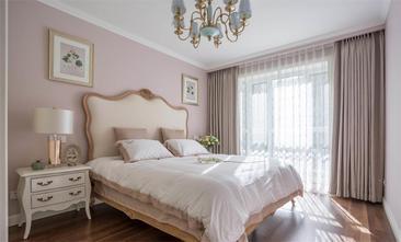 120平米三美式风格卧室图片