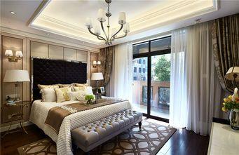 110平米三室四厅新古典风格卧室效果图