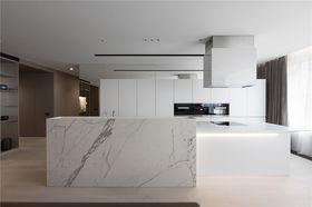 140平米现代简约风格厨房装修图片大全