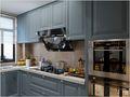 130平米四室两厅美式风格厨房装修图片大全
