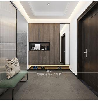 140平米四室两厅现代简约风格玄关装修图片大全
