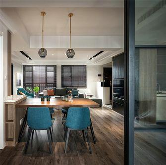 50平米一居室混搭风格餐厅装修效果图