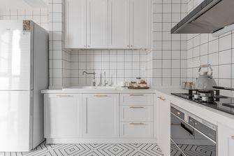 100平米三室一厅宜家风格厨房图片
