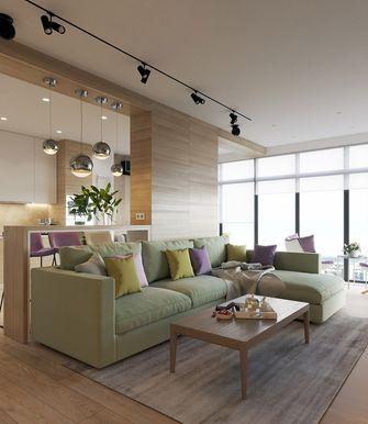 80平米宜家风格客厅欣赏图