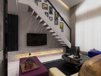 豪华型140平米复式现代简约风格楼梯欣赏图