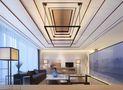 80平米公寓中式风格客厅图片