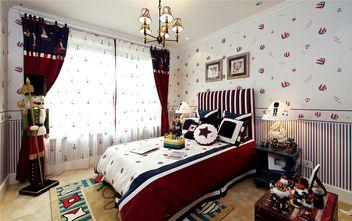 20万以上130平米四室一厅东南亚风格卧室装修案例