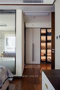 20万以上120平米三室两厅中式风格储藏室图片大全