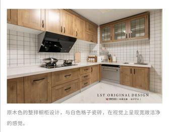 140平米三室两厅日式风格厨房装修图片大全