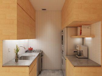 50平米公寓日式风格厨房效果图