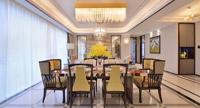 130平米四室两厅混搭风格餐厅图片大全