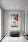 140平米复式美式风格玄关设计图