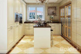 100平米复式新古典风格厨房装修图片大全