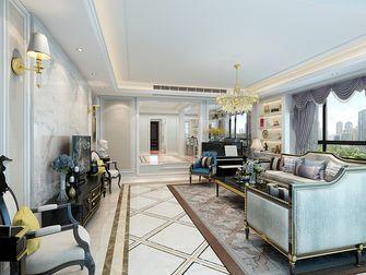 140平米四室四厅欧式风格餐厅图片大全