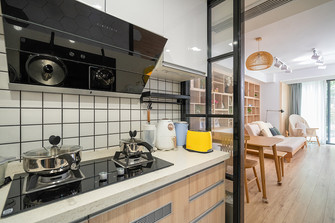 豪华型90平米日式风格厨房效果图