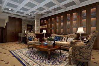 140平米别墅欧式风格客厅设计图