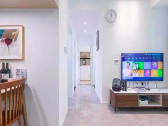 90平米三室两厅欧式风格玄关图片