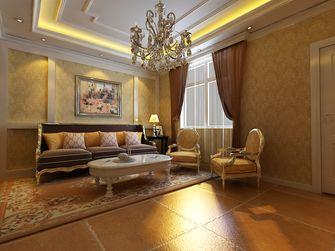 70平米一室两厅欧式风格客厅图片大全
