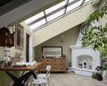 豪华型140平米复式法式风格阁楼图片