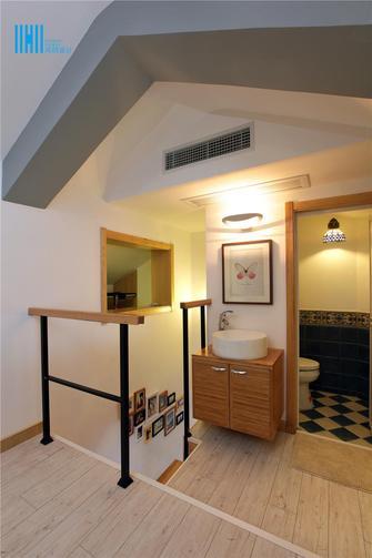 经济型90平米复式日式风格阁楼欣赏图