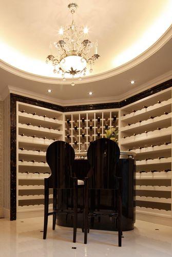 100平米三室两厅法式风格书房装修案例