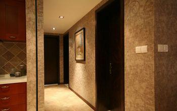 15-20万140平米四室两厅东南亚风格走廊装修案例