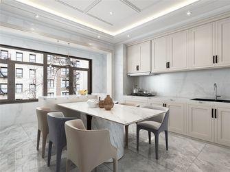 140平米三室三厅美式风格餐厅装修案例